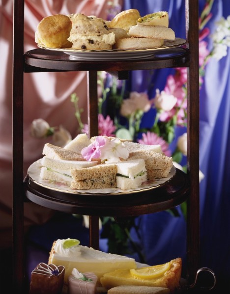 Tea Sandwiches and Pastries