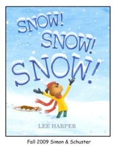 Lee Harper - snow