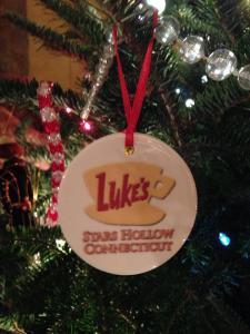 Luke's ornament 2014 tree