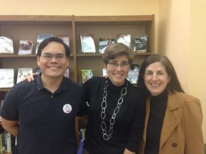 Talk with E.C. Myers and Ellen Jensen Abbott 2014