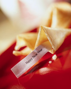 Fortune Cookie with  Fortune