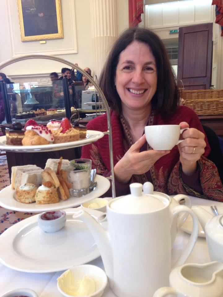 Bath - Pump Rome tea