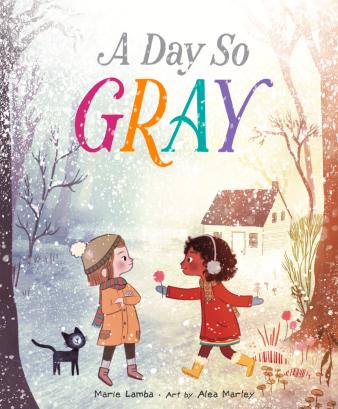 Gray cover